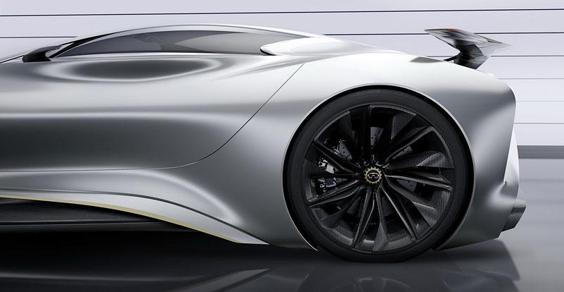 Infiniti Vision Gran Turismo Concept: Bumerang s vizí budoucnosti: - fotka 22