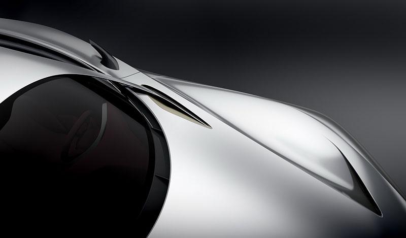 Infiniti Vision Gran Turismo Concept: Bumerang s vizí budoucnosti: - fotka 23