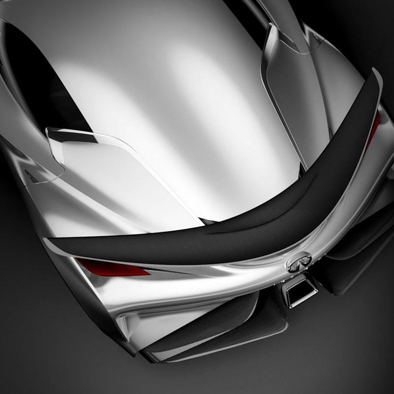 Infiniti Vision Gran Turismo Concept: Bumerang s vizí budoucnosti: - fotka 24