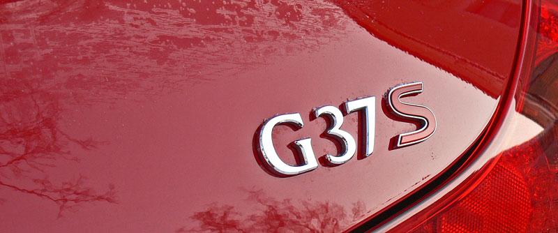 Za volantem: Infiniti G, EX a FX: - fotka 17