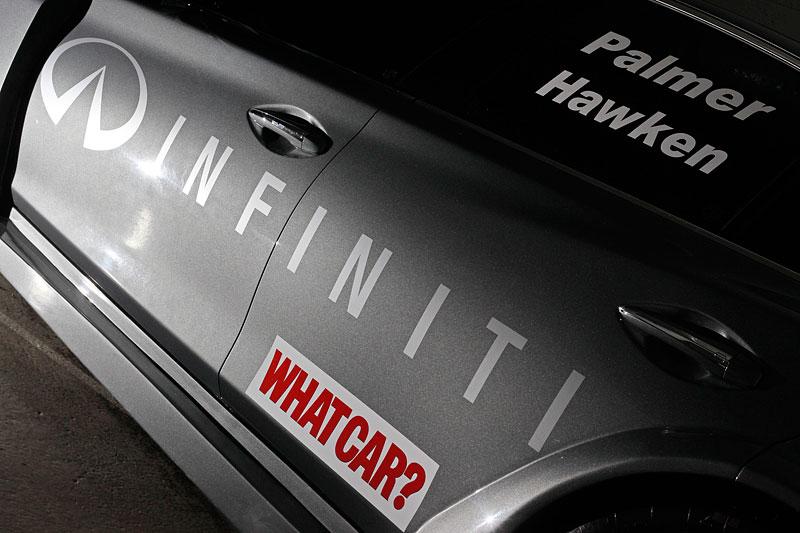 Infiniti Q50 míří do BTCC: - fotka 12
