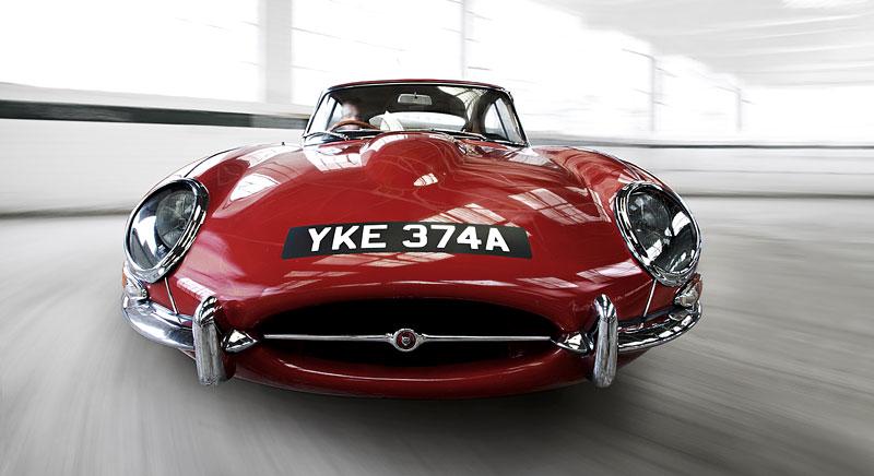 Jaguar letos slaví 75 let: - fotka 10