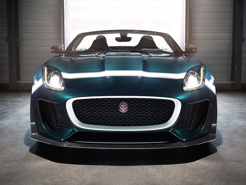 Konec světa... Jaguar ani Land Rover už si nekoupíte se zelenou karoserií: - fotka 5
