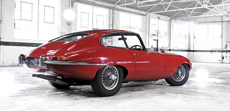Jaguar letos slaví 75 let: - fotka 11