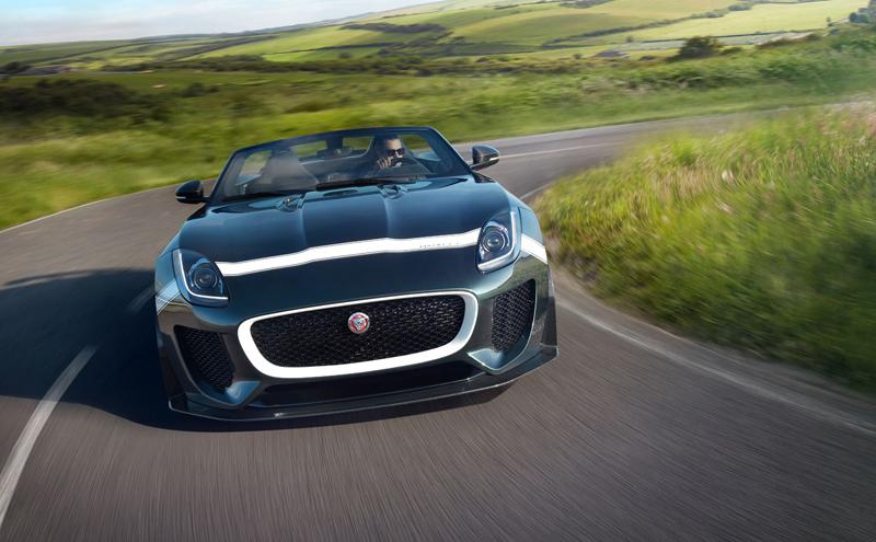 Konec světa... Jaguar ani Land Rover už si nekoupíte se zelenou karoserií: - fotka 6