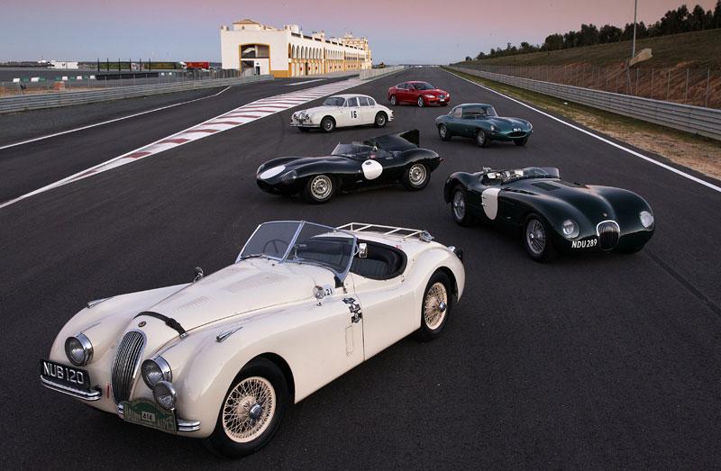 Jaguar letos slaví 75 let: - fotka 13