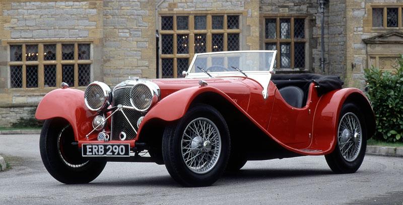 Jaguar letos slaví 75 let: - fotka 14