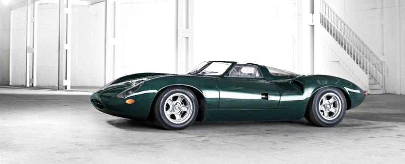 Jaguar letos slaví 75 let: - fotka 15
