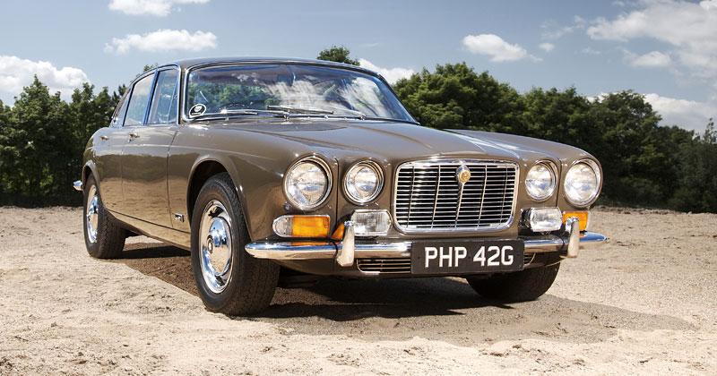 Jaguar letos slaví 75 let: - fotka 17
