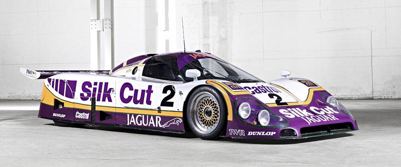 Jaguar letos slaví 75 let: - fotka 18