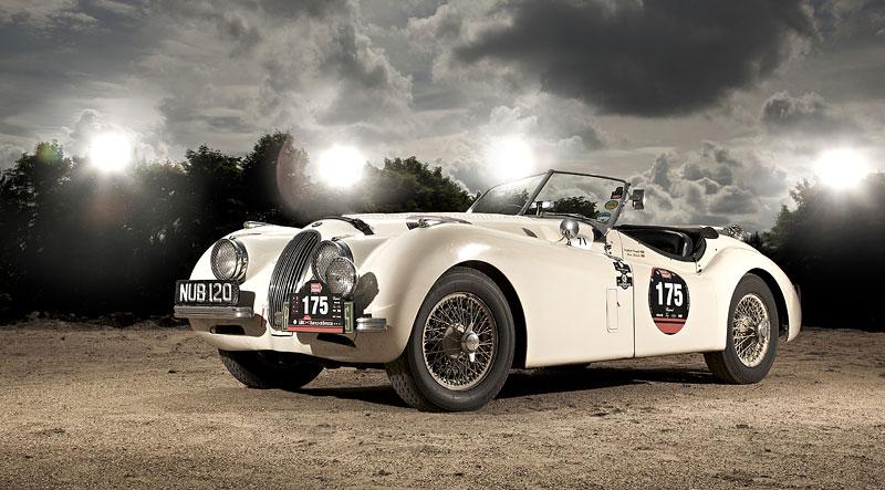 Jaguar letos slaví 75 let: - fotka 19