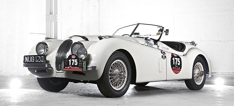 Jaguar letos slaví 75 let: - fotka 20