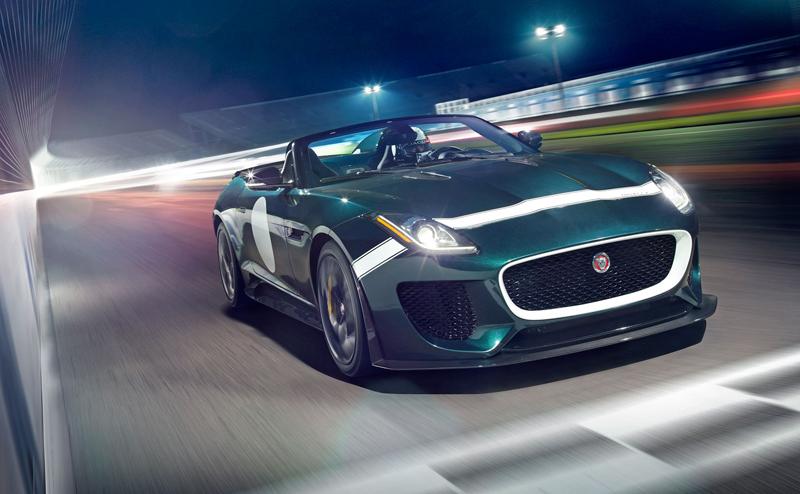 Konec světa... Jaguar ani Land Rover už si nekoupíte se zelenou karoserií: - fotka 10