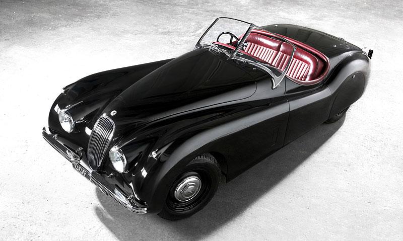 Jaguar letos slaví 75 let: - fotka 22