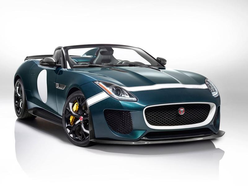 Konec světa... Jaguar ani Land Rover už si nekoupíte se zelenou karoserií: - fotka 11