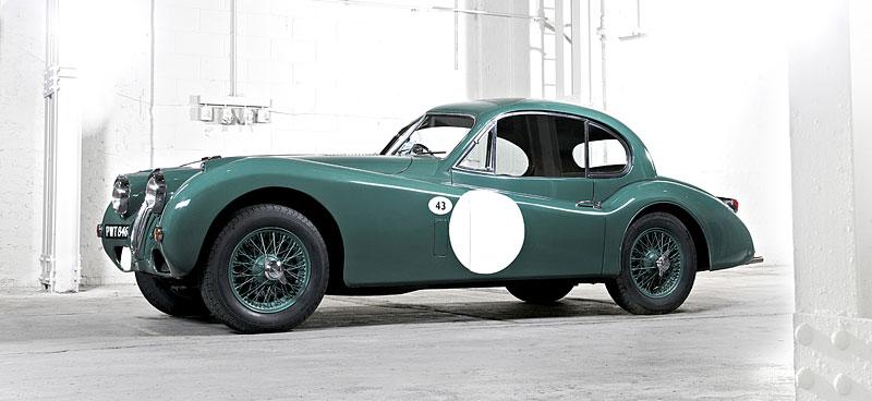 Jaguar letos slaví 75 let: - fotka 23