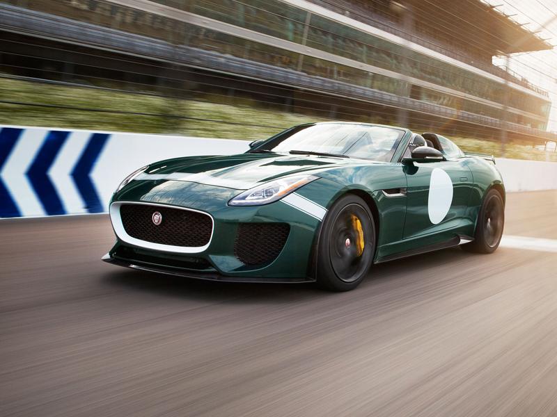 Konec světa... Jaguar ani Land Rover už si nekoupíte se zelenou karoserií: - fotka 12