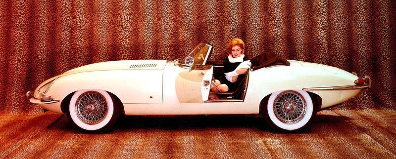 Jaguar letos slaví 75 let: - fotka 24