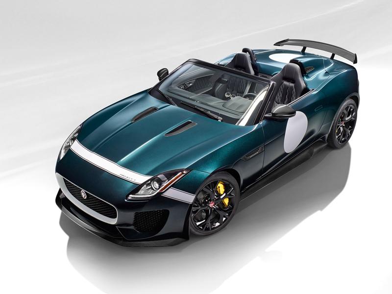Konec světa... Jaguar ani Land Rover už si nekoupíte se zelenou karoserií: - fotka 13