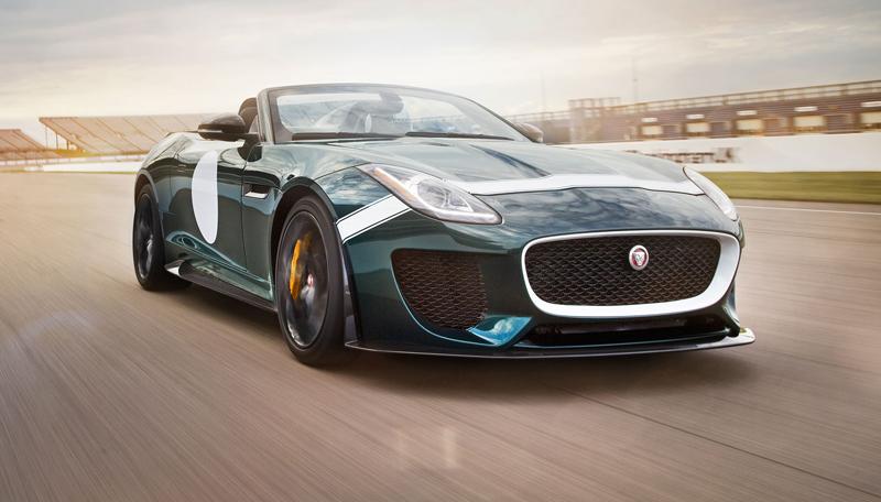 Konec světa... Jaguar ani Land Rover už si nekoupíte se zelenou karoserií: - fotka 14