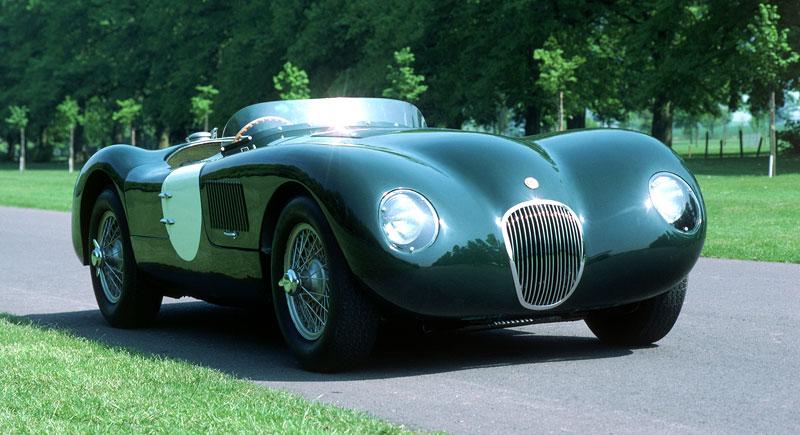 Jaguar letos slaví 75 let: - fotka 26