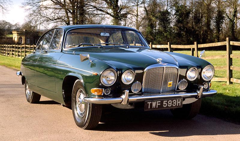 Jaguar letos slaví 75 let: - fotka 29