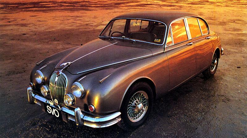 Jaguar letos slaví 75 let: - fotka 30
