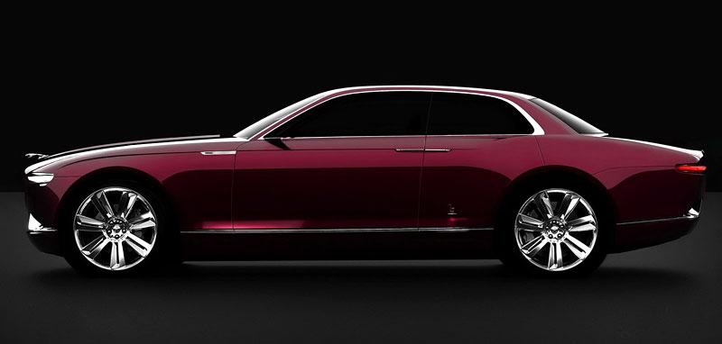 Jaguar B 99: britská střední třída očima Italů: - fotka 2