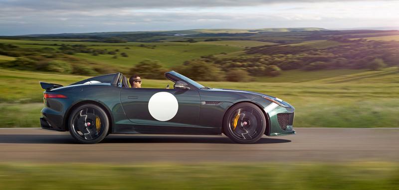 Konec světa... Jaguar ani Land Rover už si nekoupíte se zelenou karoserií: - fotka 20
