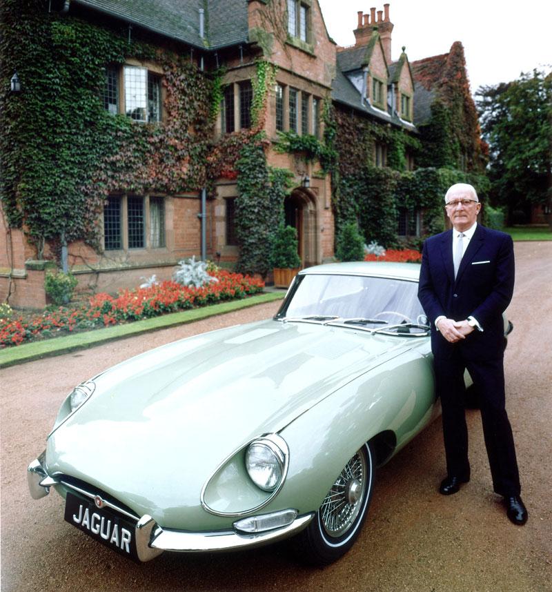 Jaguar letos slaví 75 let: - fotka 34