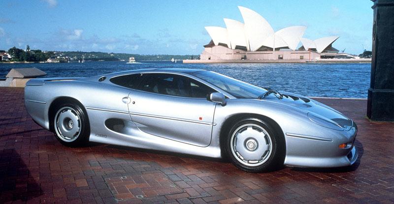 Jaguar letos slaví 75 let: - fotka 35
