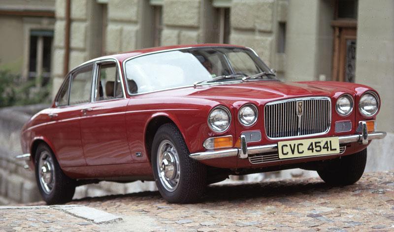 Jaguar letos slaví 75 let: - fotka 36