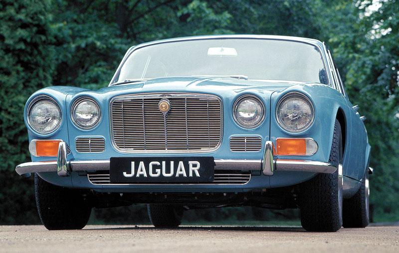 Jaguar letos slaví 75 let: - fotka 39