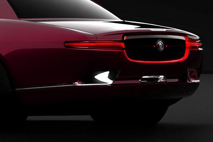 Jaguar B 99: britská střední třída očima Italů: - fotka 4