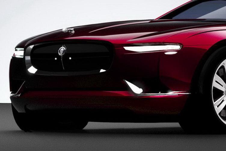 Jaguar B 99: britská střední třída očima Italů: - fotka 5