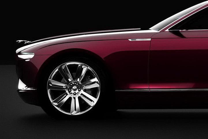 Jaguar B 99: britská střední třída očima Italů: - fotka 6