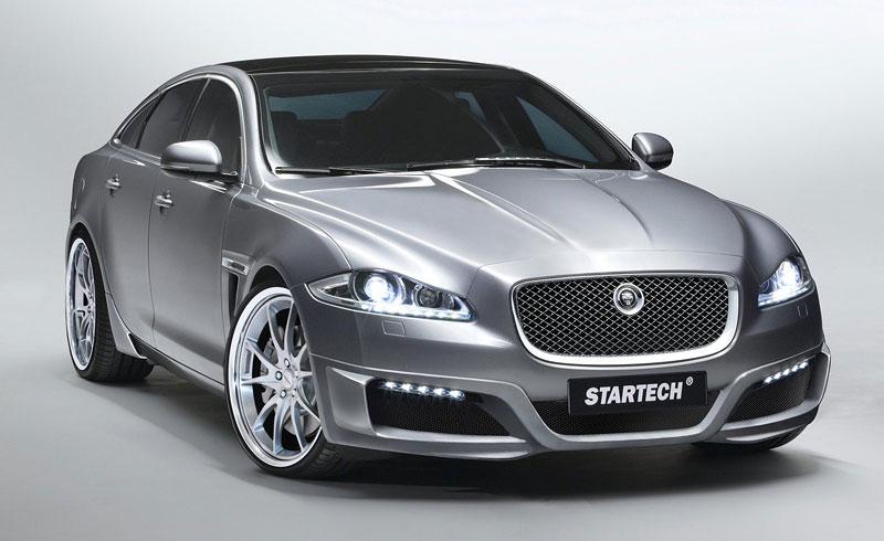 Startech Jaguar XJ: Velká kočka u kadeřníka: - fotka 1