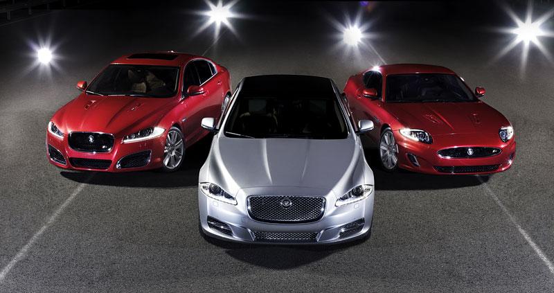 Jaguar XK: facelift ve stylu XKR-S: - fotka 2