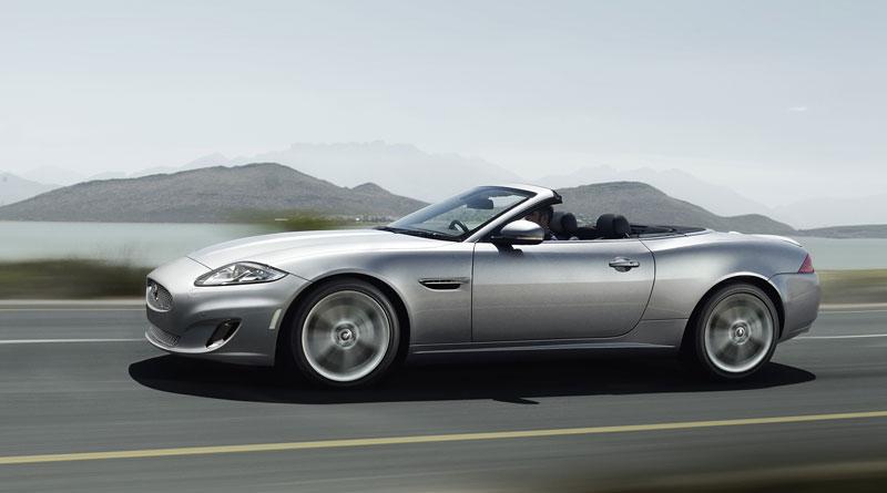 Jaguar XK: facelift ve stylu XKR-S: - fotka 5