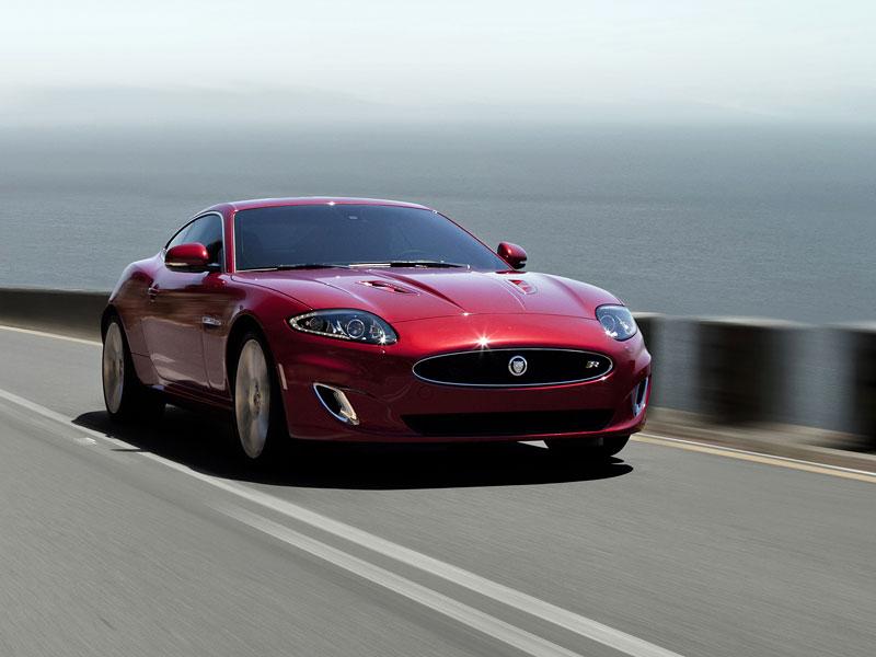 Jaguar XK: facelift ve stylu XKR-S: - fotka 6