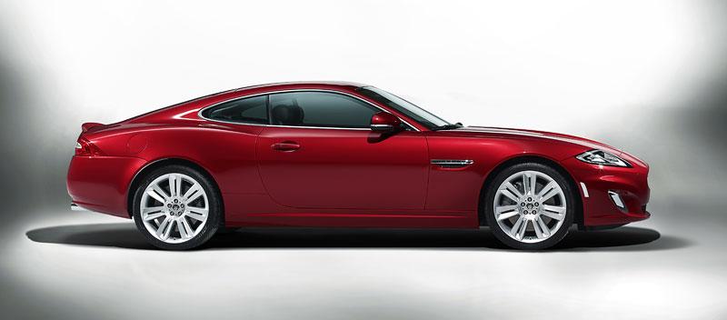 Jaguar XK: facelift ve stylu XKR-S: - fotka 9