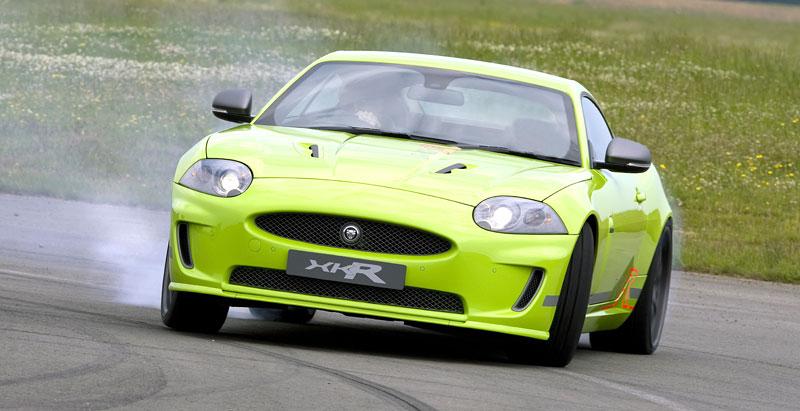Jaguar XKR Goodwood Special: Ostré XKR se bude vyrábět!: - fotka 1
