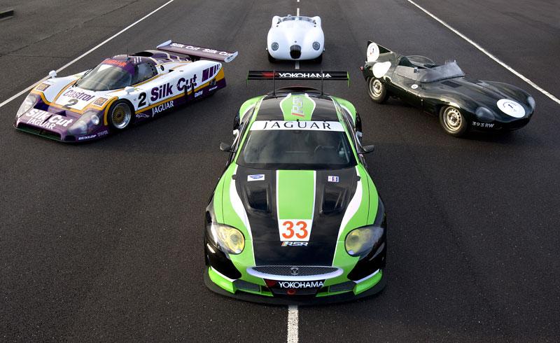 Jaguar se vrací do Le Mans: - fotka 1