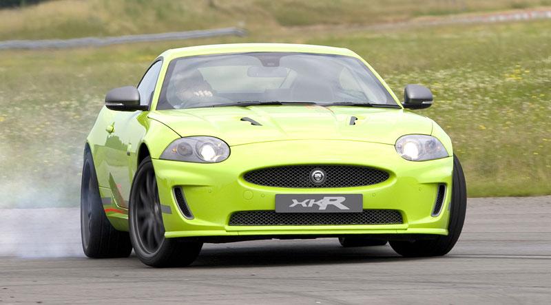 Jaguar XKR Goodwood Special: další fotografie a info: - fotka 2
