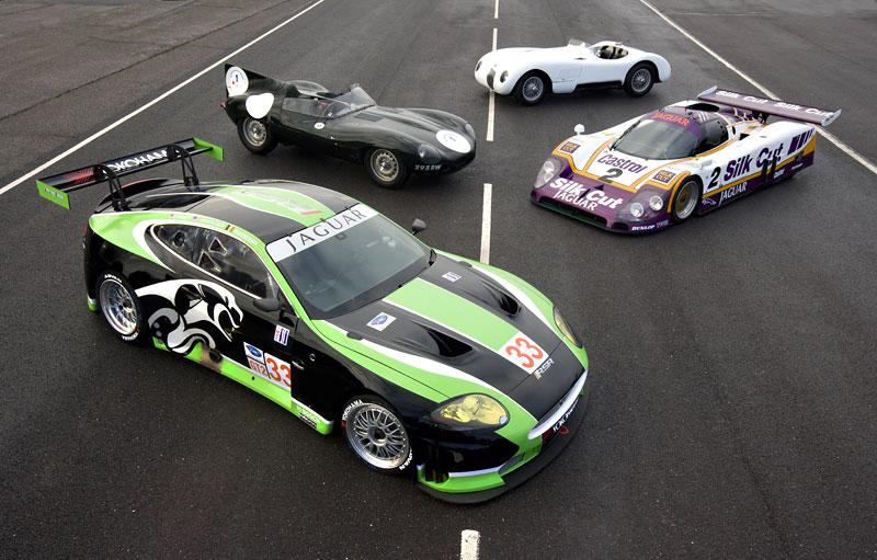 Jaguar se vrací do Le Mans: - fotka 6