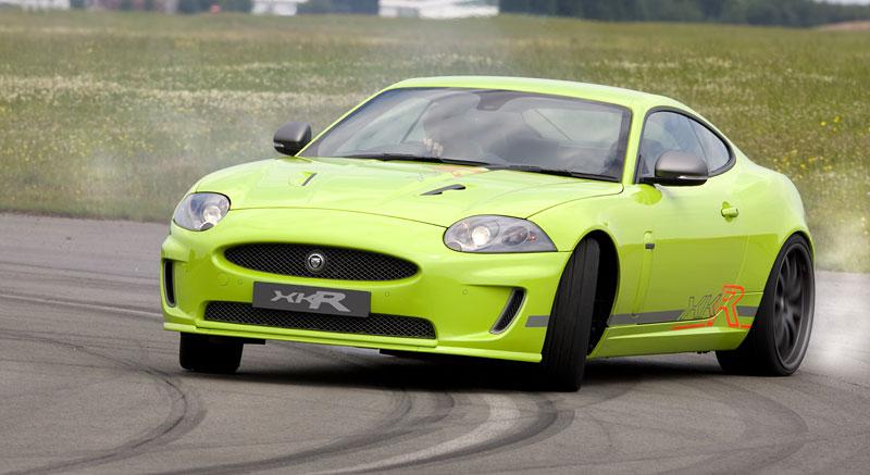Jaguar XKR Goodwood Special: Ostré XKR se bude vyrábět!: - fotka 3