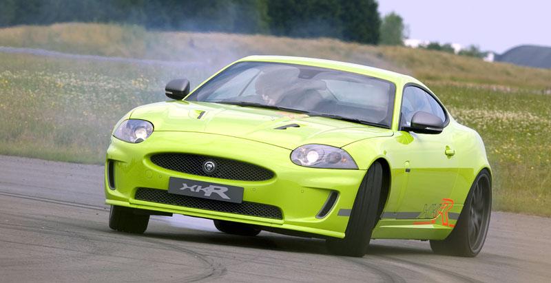 Jaguar XKR Goodwood Special: Ostré XKR se bude vyrábět!: - fotka 4