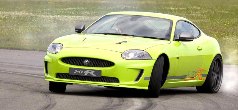 Jaguar XKR Goodwood Special: Ostré XKR se bude vyrábět!: - fotka 6