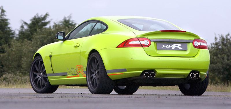 Jaguar XKR Goodwood Special: další fotografie a info: - fotka 7