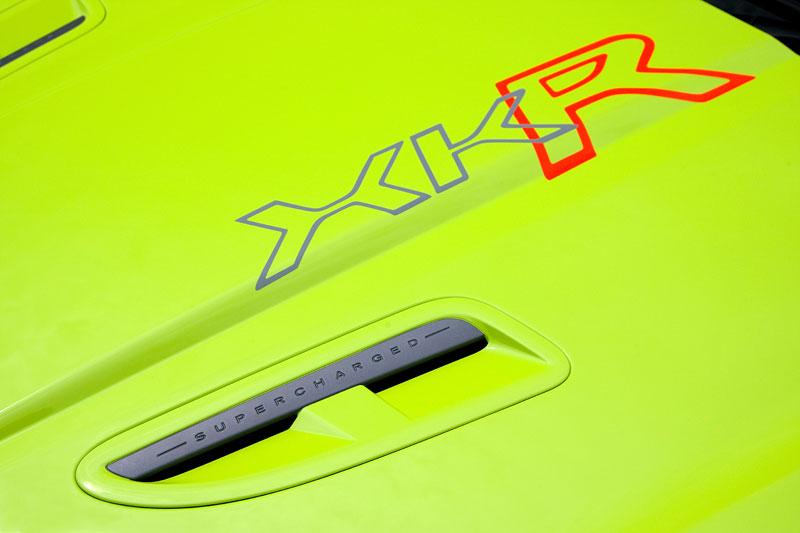 Jaguar XKR Goodwood Special: další fotografie a info: - fotka 9